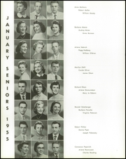 Page 20, 1955 Edition, Taft High School - Eagle Yearbook (Chicago, IL) online yearbook collection