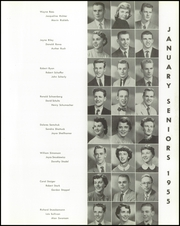 Page 21, 1955 Edition, Taft High School - Eagle Yearbook (Chicago, IL) online yearbook collection