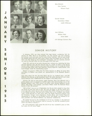 Page 22, 1955 Edition, Taft High School - Eagle Yearbook (Chicago, IL) online yearbook collection