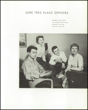 Page 23, 1955 Edition, Taft High School - Eagle Yearbook (Chicago, IL) online yearbook collection