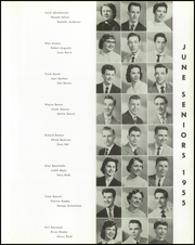 Page 27, 1955 Edition, Taft High School - Eagle Yearbook (Chicago, IL) online yearbook collection