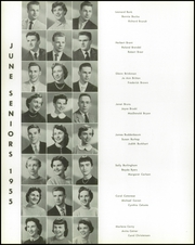 Page 28, 1955 Edition, Taft High School - Eagle Yearbook (Chicago, IL) online yearbook collection