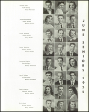 Page 31, 1955 Edition, Taft High School - Eagle Yearbook (Chicago, IL) online yearbook collection