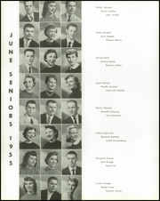 Page 32, 1955 Edition, Taft High School - Eagle Yearbook (Chicago, IL) online yearbook collection
