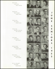 Page 33, 1955 Edition, Taft High School - Eagle Yearbook (Chicago, IL) online yearbook collection