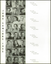 Page 34, 1955 Edition, Taft High School - Eagle Yearbook (Chicago, IL) online yearbook collection