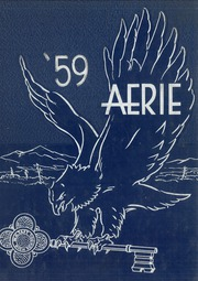 1959 Edition, Taft High School - Eagle Yearbook (Chicago, IL)