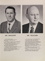 Page 9, 1960 Edition, Taft High School - Eagle Yearbook (Chicago, IL) online yearbook collection