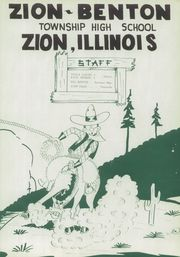 Page 7, 1946 Edition, Zion Benton Township High School - Nor Easter Yearbook (Zion, IL) online yearbook collection