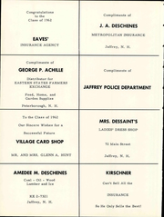 Page 82, 1962 Edition, Conant High School - Conanite Yearbook (Hoffman Estates, IL) online yearbook collection