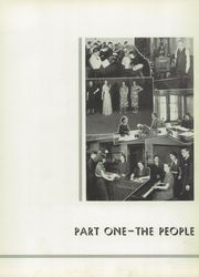 Page 11, 1938 Edition, Kelly High School - Lamplighter Yearbook (Chicago, IL) online yearbook collection