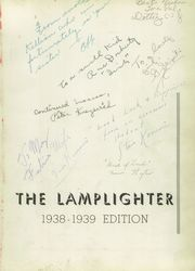 Page 5, 1938 Edition, Kelly High School - Lamplighter Yearbook (Chicago, IL) online yearbook collection