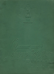 Page 1, 1943 Edition, Kelly High School - Lamplighter Yearbook (Chicago, IL) online yearbook collection