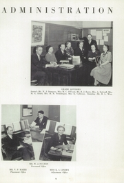 Page 11, 1943 Edition, Kelly High School - Lamplighter Yearbook (Chicago, IL) online yearbook collection