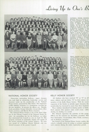 Page 16, 1943 Edition, Kelly High School - Lamplighter Yearbook (Chicago, IL) online yearbook collection