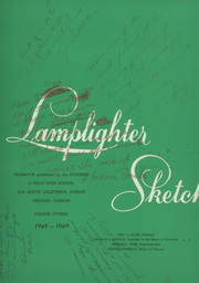 Page 8, 1949 Edition, Kelly High School - Lamplighter Yearbook (Chicago, IL) online yearbook collection