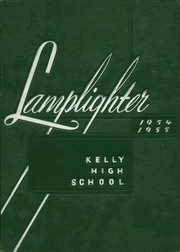 1955 Edition, Kelly High School - Lamplighter Yearbook (Chicago, IL)