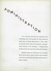 Page 10, 1957 Edition, Kelly High School - Lamplighter Yearbook (Chicago, IL) online yearbook collection