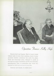 Page 12, 1957 Edition, Kelly High School - Lamplighter Yearbook (Chicago, IL) online yearbook collection