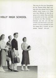 Page 7, 1957 Edition, Kelly High School - Lamplighter Yearbook (Chicago, IL) online yearbook collection