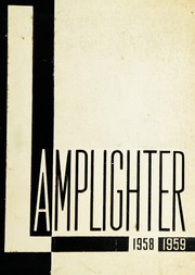 1958 Edition, Kelly High School - Lamplighter Yearbook (Chicago, IL)