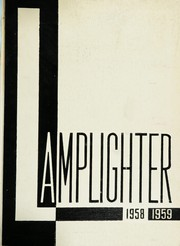 1959 Edition, Kelly High School - Lamplighter Yearbook (Chicago, IL)
