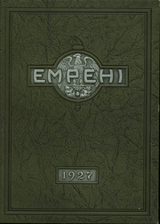 Page 1, 1927 Edition, Morgan Park High School - Empehi Yearbook (Chicago, IL) online yearbook collection