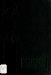 1933 Edition, Morgan Park High School - Empehi Yearbook (Chicago, IL)