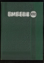 Page 1, 1935 Edition, Morgan Park High School - Empehi Yearbook (Chicago, IL) online yearbook collection
