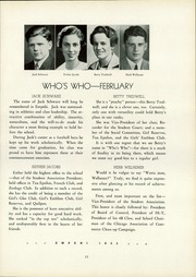 Page 17, 1935 Edition, Morgan Park High School - Empehi Yearbook (Chicago, IL) online yearbook collection