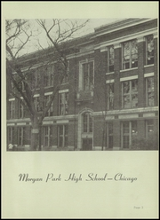 Page 7, 1945 Edition, Morgan Park High School - Empehi Yearbook (Chicago, IL) online yearbook collection