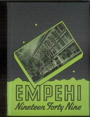 1949 Edition, Morgan Park High School - Empehi Yearbook (Chicago, IL)
