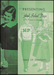 Page 7, 1954 Edition, Morgan Park High School - Empehi Yearbook (Chicago, IL) online yearbook collection