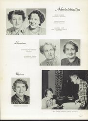 Page 13, 1955 Edition, Morgan Park High School - Empehi Yearbook (Chicago, IL) online yearbook collection