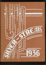 1936 Edition, Steinmetz High School - Silver Streak Yearbook (Chicago, IL)