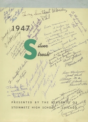 Page 5, 1947 Edition, Steinmetz High School - Silver Streak Yearbook (Chicago, IL) online yearbook collection