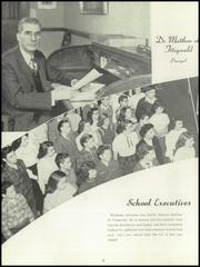 Page 12, 1949 Edition, Steinmetz High School - Silver Streak Yearbook (Chicago, IL) online yearbook collection