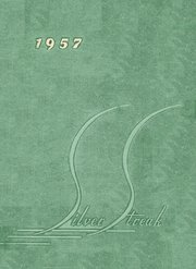 Steinmetz High School - Silver Streak Yearbook (Chicago, IL) online yearbook collection, 1957 Edition, Page 1