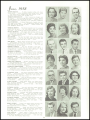 Page 57, 1958 Edition, Steinmetz High School - Silver Streak Yearbook (Chicago, IL) online yearbook collection