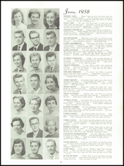 Page 59, 1958 Edition, Steinmetz High School - Silver Streak Yearbook (Chicago, IL) online yearbook collection