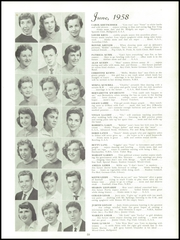 Page 63, 1958 Edition, Steinmetz High School - Silver Streak Yearbook (Chicago, IL) online yearbook collection