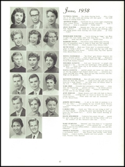 Page 71, 1958 Edition, Steinmetz High School - Silver Streak Yearbook (Chicago, IL) online yearbook collection