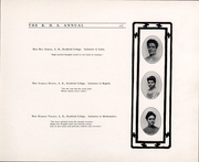Page 10, 1907 Edition, Rockford High School - RHS Yearbook (Rockford, IL) online yearbook collection
