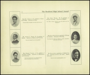 Page 14, 1908 Edition, Rockford High School - RHS Yearbook (Rockford, IL) online yearbook collection