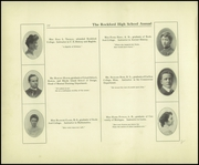 Page 16, 1908 Edition, Rockford High School - RHS Yearbook (Rockford, IL) online yearbook collection