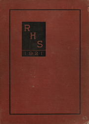 Page 1, 1921 Edition, Rockford High School - RHS Yearbook (Rockford, IL) online yearbook collection