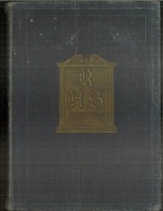Rockford High School - RHS Yearbook (Rockford, IL) online yearbook collection, 1924 Edition, Page 1