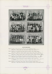 Page 29, 1926 Edition, Rockford High School - RHS Yearbook (Rockford, IL) online yearbook collection