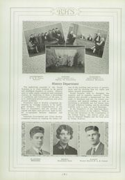 Page 58, 1927 Edition, Rockford High School - RHS Yearbook (Rockford, IL) online yearbook collection