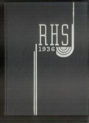 1936 Edition, Rockford High School - RHS Yearbook (Rockford, IL)